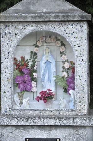 Kapliczka Przy Ul. Karpackiej 2