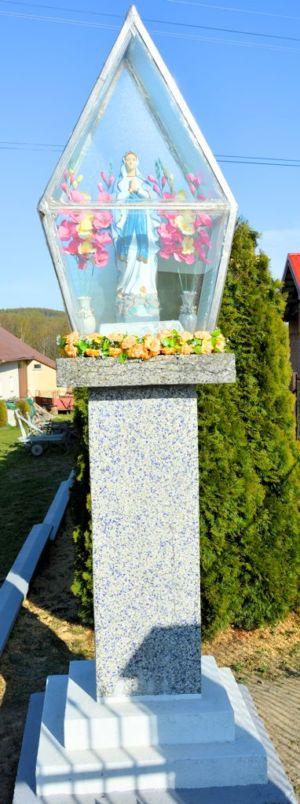 Kapliczka Ul. Mickiewicza Obok Posesji P. P