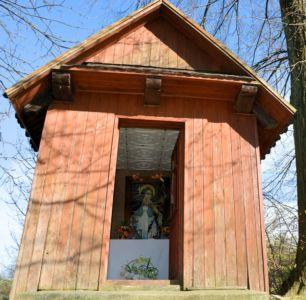 Kapliczka Ul Kościelna Obok P. M. 2