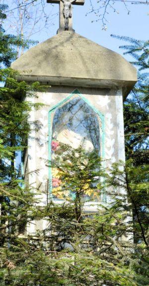 Kapliczka Ul Kościelna Skręt Na Ul. Mickiewicza