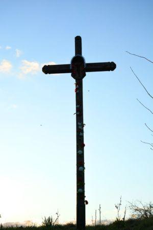 Krzyż Na Ul. K. Wielkiego Po Przeciwnej Stronie P. O