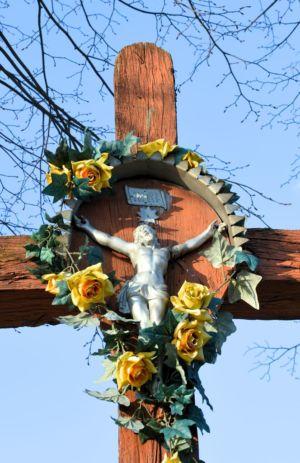 Krzyż Na Ul. Tarnowskiej Wjazd Do Zalasowskiego Wzgórza 2