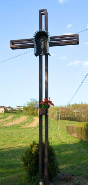 Krzyż Na Ul. Tuchowskiej Obok P. Z